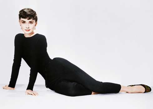 Pajkice-brezšivne-udobne-Leona   Audrey Hepburn
