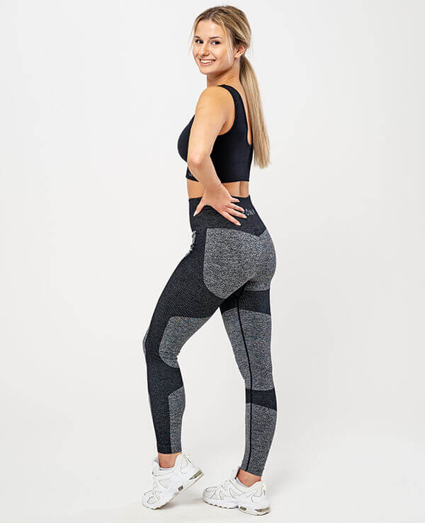 Leona-Ženske-športne-pajkice-Gea-crne-profil