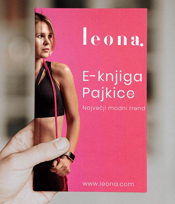 E-knjiga Leona pajkice